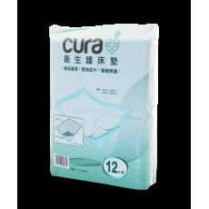 Cura 衛生護床墊 12片 (細碼)