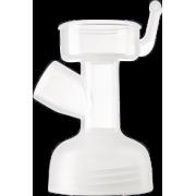 喇叭罩接頭【Haenim雙邊電動奶泵配件】