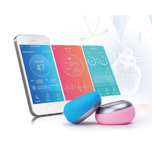 Skeeper無線聽診及心臟監測儀